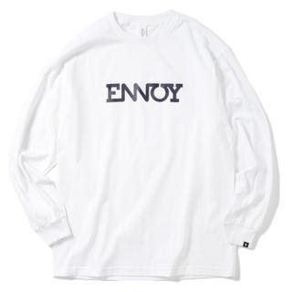 1LDK SELECT - ENNOY ロンT スタイリスト私物 1LDK Tシャツ ステッカー