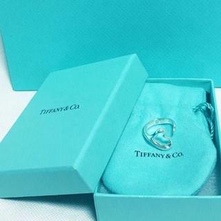 ティファニー(Tiffany & Co.)の☆新品☆未使用☆ティファニー オープン ハート リング8号(リング(指輪))