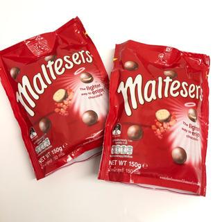 Maltesers モルティーザーズ 150g x 2袋セット(菓子/デザート)