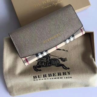 BURBERRY - バーバリー 長財布