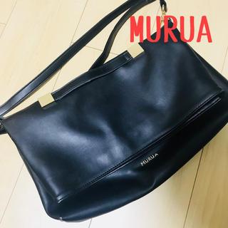 MURUA - ショルダーバッグ★MURUA