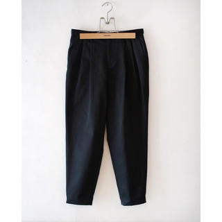 DIGAWEL - DIGAWEL EXCLUSIVE 2TUCK TAPERED PANTS