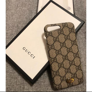 Apple - GUCCI iPhoneケース