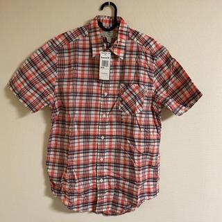 ティンバーランド(Timberland)のティンバーランド チェックシャツ 半袖 Mサイズ(シャツ)