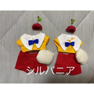 エポック(EPOCH)のシルバニア 服 ハンドメイド ハンプティダンプティ(人形)