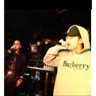 BURBERRY - (激安)BAD HOP YZERR. Burberry パーカー