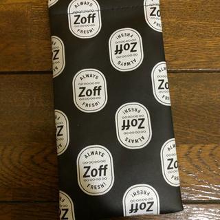 ゾフ(Zoff)の美品❣zoff メガネケース(サングラス/メガネ)