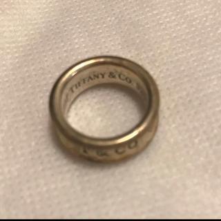 ティファニー(Tiffany & Co.)のティファニー  指輪  シルバー(リング(指輪))