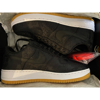 ナイキ(NIKE)のCLOT NIKE AIR FORCE 1 fragment 27.5cm(スニーカー)