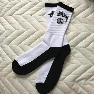ステューシー(STUSSY)のStussy socks ステューシー ソックス 靴下 バラ売り(ソックス)