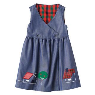 familiar - ファミリア ジャンパースカート(240294)