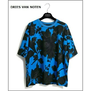 DRIES VAN NOTEN - 新品★20SS ドリスヴァンノッテン 今季! フラワープリント オーバーTシャツ