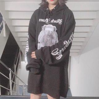 Ank Rouge - ☆Jamie エーエヌケー 渋谷PARCO店 オープン記念限定 Bearパーカー