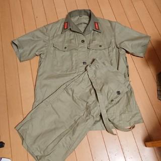中田商店製、半袖防暑衣、上下セット、レプリカ(戦闘服)