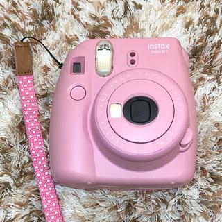 富士フイルム - チェキ instax mini 8+ ピンク