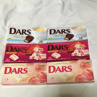 モリナガセイカ(森永製菓)のダース チョコレート 3種(菓子/デザート)