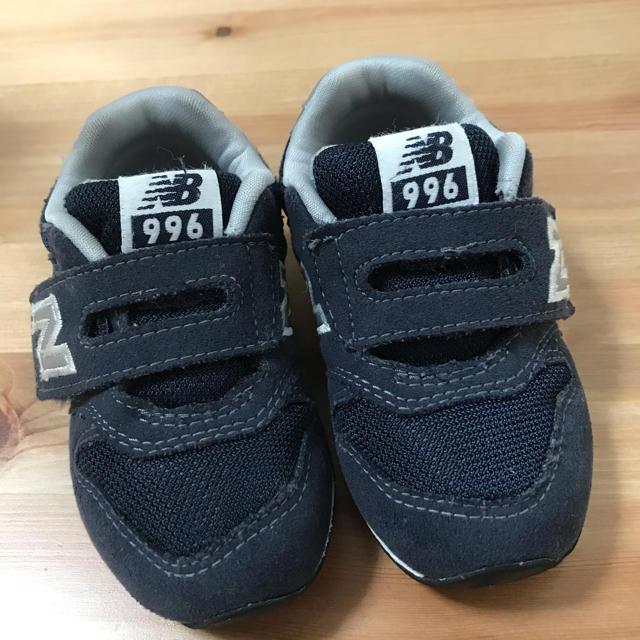 New Balance(ニューバランス)のニューバランス 靴 キッズ/ベビー/マタニティのベビー靴/シューズ(~14cm)(スニーカー)の商品写真