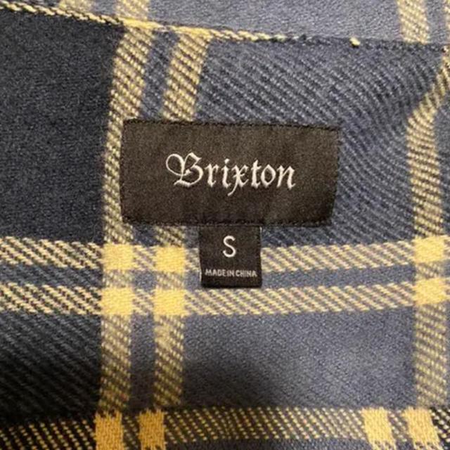 Ron Herman(ロンハーマン)のBRIXTON ブリクストン ネルシャツ チェックシャツ メンズのトップス(シャツ)の商品写真