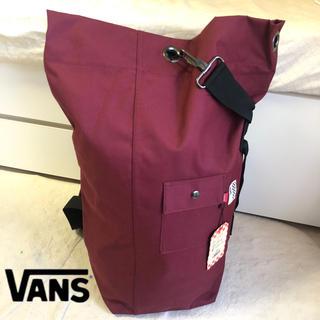 ヴァンズ(VANS)の【新品未使用】Vans大容量リュックサック (バッグパック/リュック)