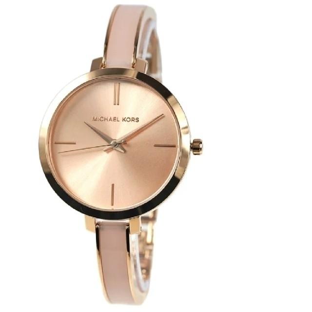 ロレックス 時計 一覧 | Michael Kors - MICHAEL KORS マイケルコース 腕時計 バングル ウォッチ ピンクの通販