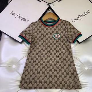 グッチ(Gucci)のGUCCIワンピース(Tシャツ/カットソー)