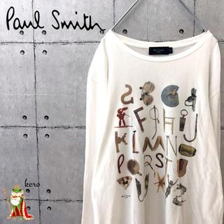 ポールスミス(Paul Smith)の【人気】ポールスミス ロンT 長袖 Tシャツ(Tシャツ/カットソー(七分/長袖))