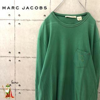 マークジェイコブス(MARC JACOBS)の【訳あり】マークジェイコブス ポケットT ロンT 長袖(Tシャツ/カットソー(七分/長袖))