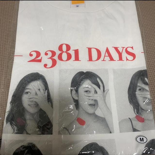 SKE48(エスケーイーフォーティーエイト)の【新品未開封】SKE48 2期生Tシャツ エンタメ/ホビーのタレントグッズ(アイドルグッズ)の商品写真
