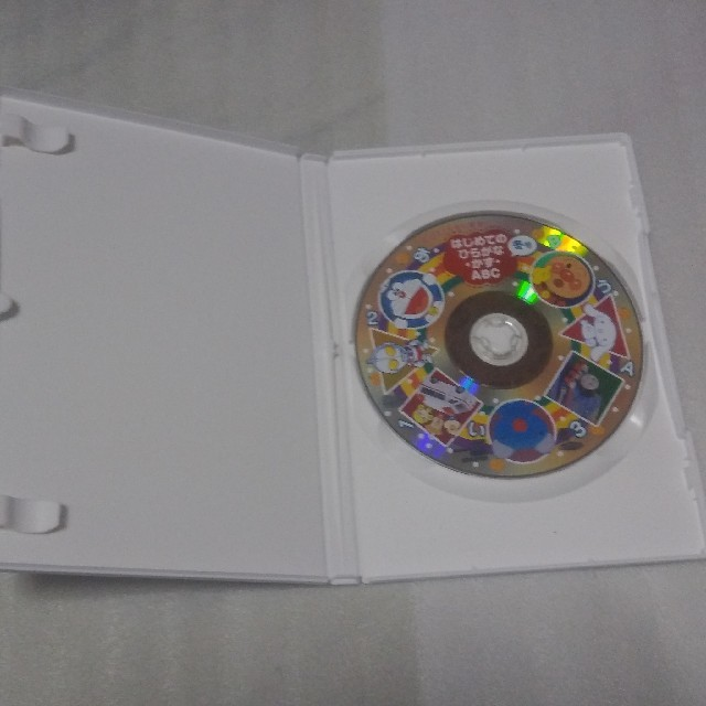 2013年めばえ冬号はじめてのひらがな・かず・ABC 知育増刊DVD エンタメ/ホビーのDVD/ブルーレイ(キッズ/ファミリー)の商品写真