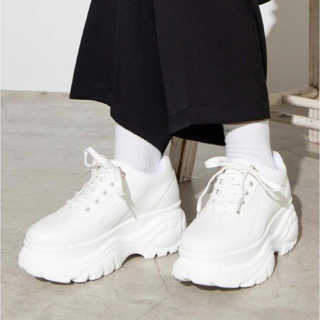 WEGO(ウィゴー)の厚底スニーカー レディースの靴/シューズ(スニーカー)の商品写真