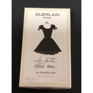 ゲラン(GUERLAIN)の未開封 ゲラン ラ プティット ローブ ノワール オーデパルファン 50ml  (香水(女性用))
