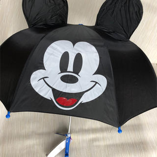 Disney - 早い者勝ち! 新品 未使用 キャラクター グラスファイバー骨 傘