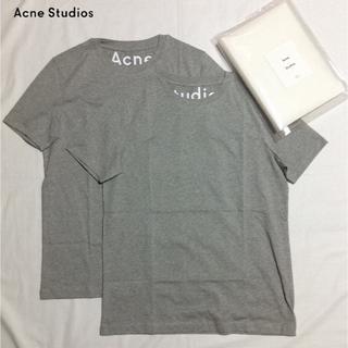 アクネ(ACNE)の新品■M■17aw■Acne Studios■二枚組パックTシャツ■7587(Tシャツ/カットソー(半袖/袖なし))