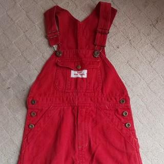 PINK HOUSE - ベビーピンクハウス Sサイズ ジャンバースカート