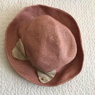 フルラ(Furla)のFURLA 帽子 麦わら帽子 (麦わら帽子/ストローハット)