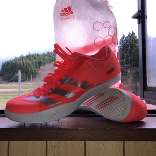 アディダス(adidas)のアディゼロ LJ 27.0cm(陸上競技)