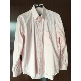 オリヒカ(ORIHICA)のオリヒカ:ORIHICA:ワイシャツ:L:41-87:メンズ:ピンク:男性(シャツ)