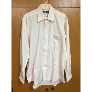 ワイシャツ:メンズ:L:41-88:スーツ:ネクタイ:男性:ピンク系:Yシャツ(シャツ)
