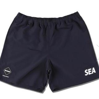 エフシーアールビー(F.C.R.B.)のFCRB wind and sea pant S パンツ(その他)