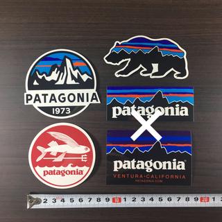 patagonia - 971 パタゴニア ステッカー ☆ スコープ ベア トライデント アウトドア
