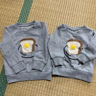 ニシマツヤ(西松屋)の西松屋80.95(Tシャツ/カットソー)