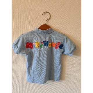 ミキハウス(mikihouse)のミキハウス レトロポロシャツ90(Tシャツ/カットソー)