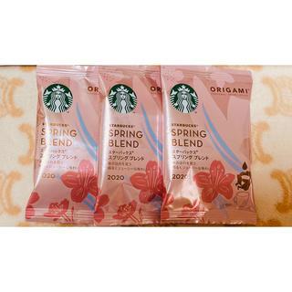 Starbucks Coffee - スターバックス☆スプリングブレンド3個♡