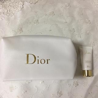 Dior - ディオール 化粧ポーチ