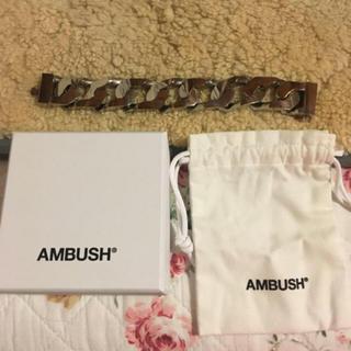 アンブッシュ(AMBUSH)のambush  チェーンブレスレット (ブレスレット)