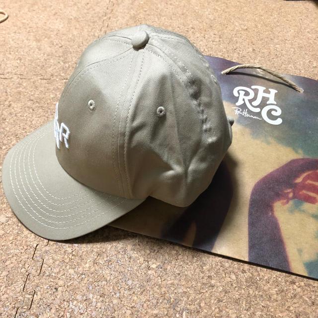 Ron Herman(ロンハーマン)のRHC ❌ STANDARD CALIFORNIA 熊本 オープン記念 キャップ メンズの帽子(キャップ)の商品写真