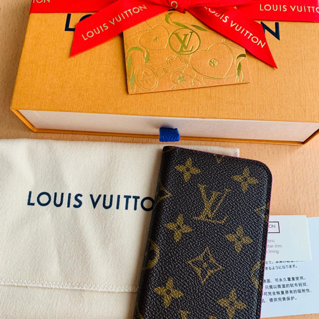 LOUIS VUITTON - 【新品未使用】ヴィトン iPhoneケース X.XS用の通販
