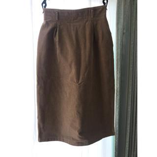 アルファキュービック(ALPHA CUBIC)のスカート アルファキュービック(ひざ丈スカート)