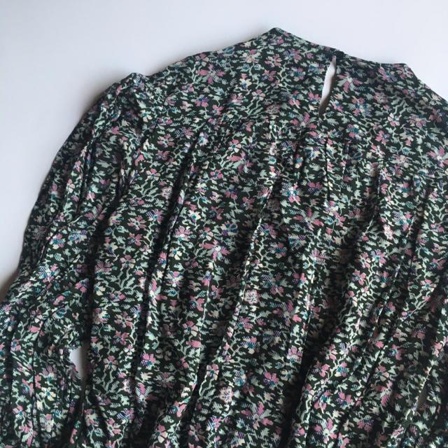 Isabel Marant(イザベルマラン)のイザベルマラン エトワール 花柄 ブラウス トゥモロー plage drawer レディースのトップス(シャツ/ブラウス(長袖/七分))の商品写真