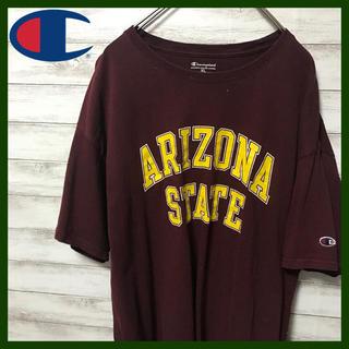 Champion - 希少US古着 チャンピオン カレッジ アリゾナ大学★ 半袖 Tシャツ XL